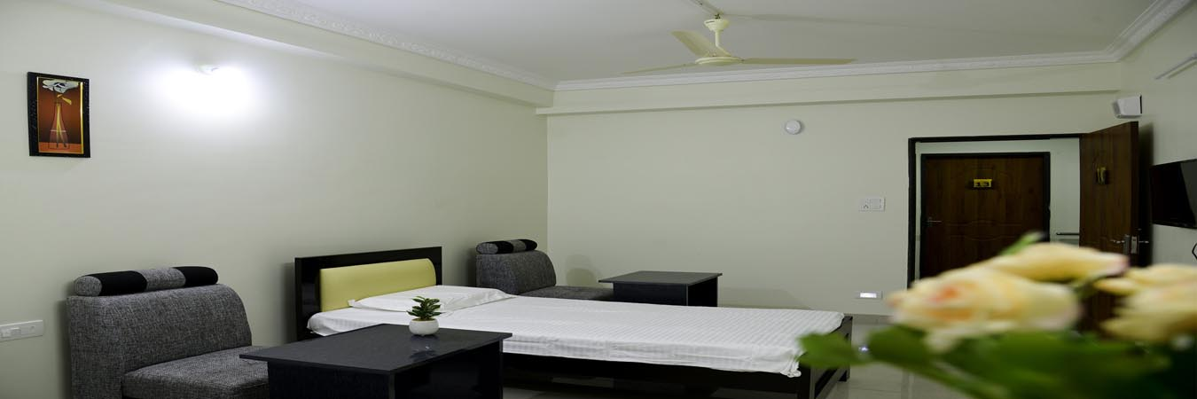 Luxury Retirement Old Age Homes in Hyderabad, Telangana - My Happy Home